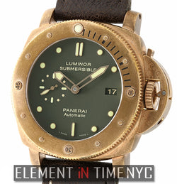 Luminor Submersible 1950 3 Days Bronzo Special Edition 2011
