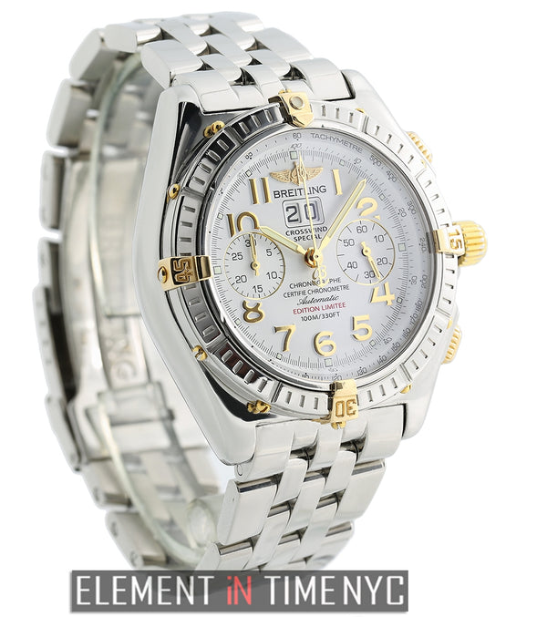 Chronograph Limited Edition 44mm Steel & Yellow Gold 2004