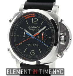 Luminor 1950 Regatta 3 Days Chrono Flyback Titanio