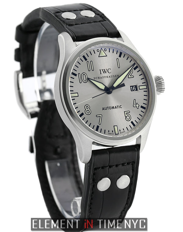 Pilot Mark XVI Father & Son Edition 39mm Silver Dial