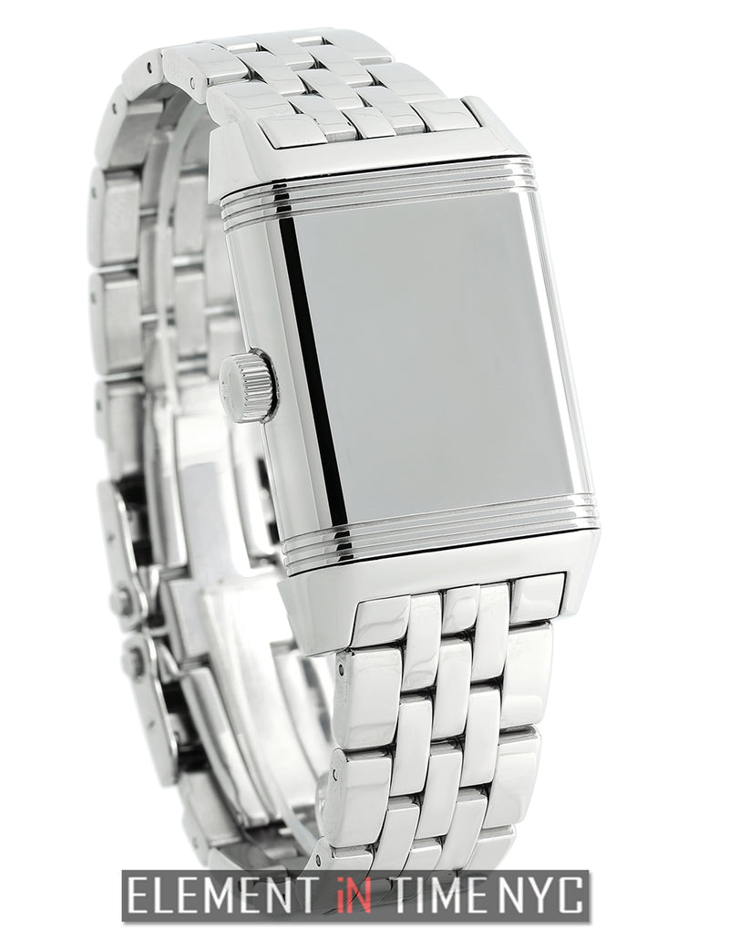 Reverso Grande GMT Stainless Steel 29mm