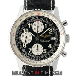 Old Navitimer II Chronograph Stainless Steel 41mm