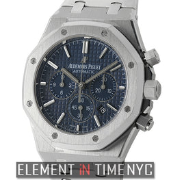 Chronograph 41mm Blue Dial Boutique Exclusive