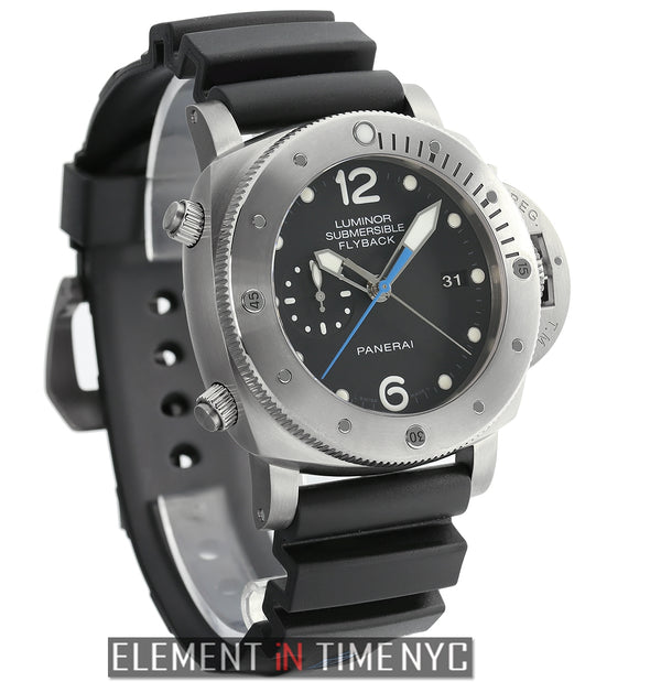 Luminor Submersible 1950 3 Days Chronograph Flyback 47mm