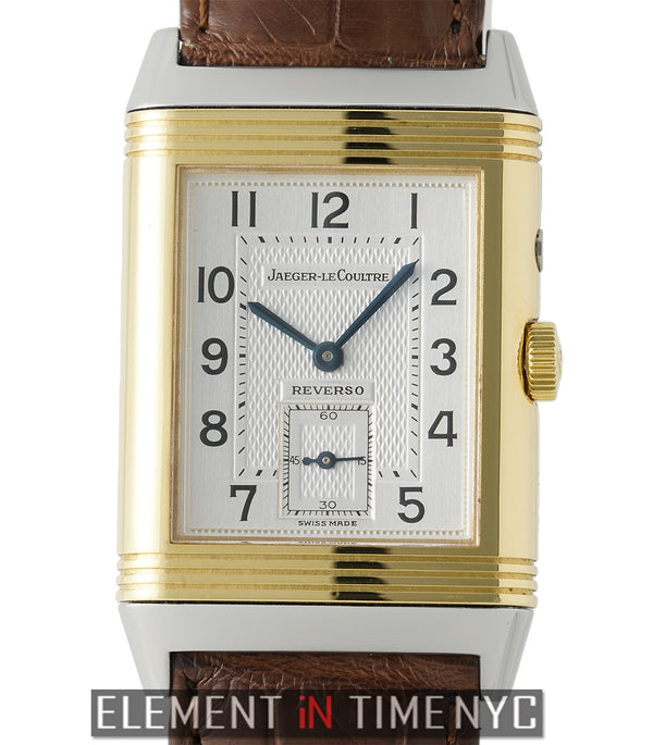 Reverso Duo Jekyll & Hyde Limited Series Steel & Yellow Gold 26mm