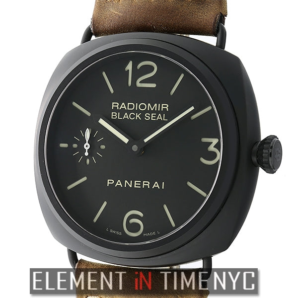 Radiomir Black Seal Ceramic Black Dial 45mm 2011