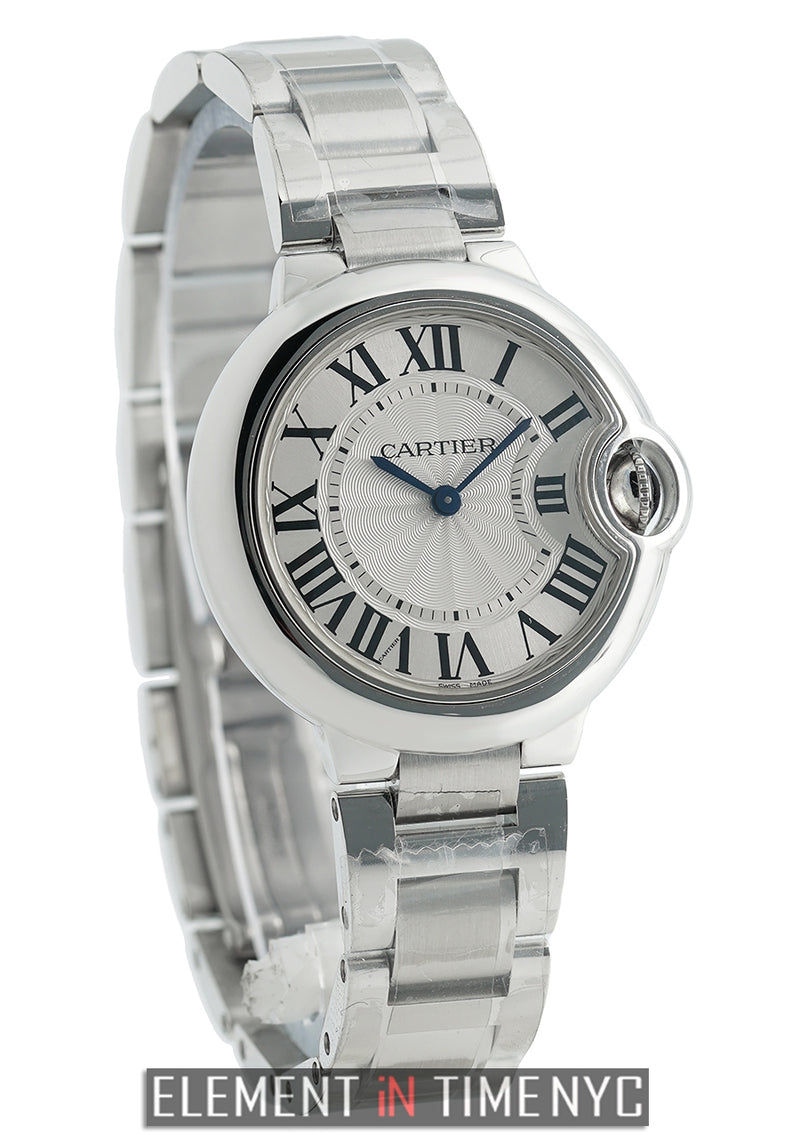 Ballon Bleu 33mm Ladies Stainless Steel