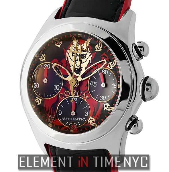 Lucifer Limited Edition XXX/666 45mm Steel Automatic