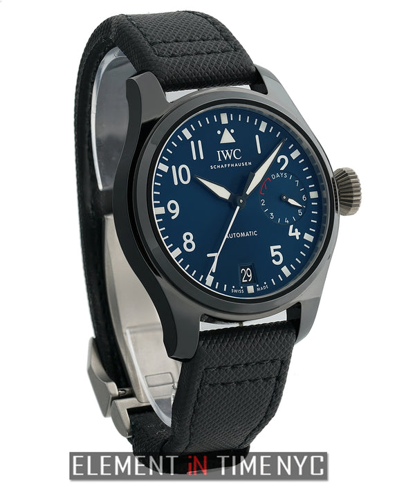 Big Pilot Boutique Rodeo Drive Edition Ceramic Blue Dial
