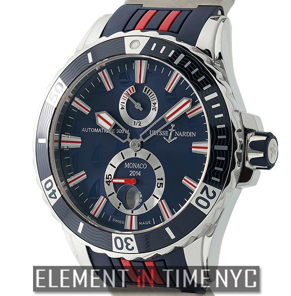 44mm Monaco 2014 Limited Edition 44mm Blue Dial XX/100
