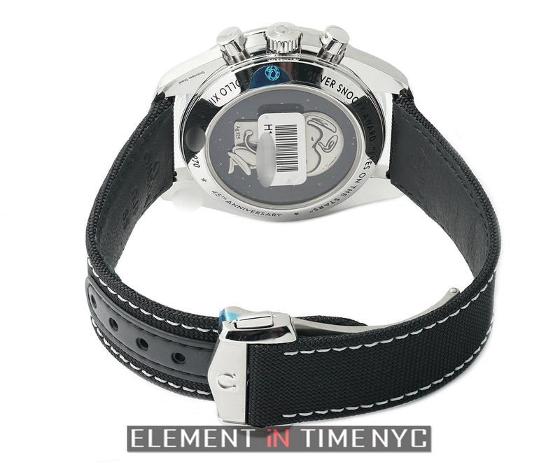 Apollo XIII Silver Snoopy Limited Edition Moonwatch