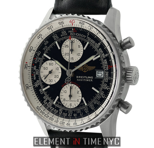 Fighters Chronograph Steel 42mm Black Dial 2001