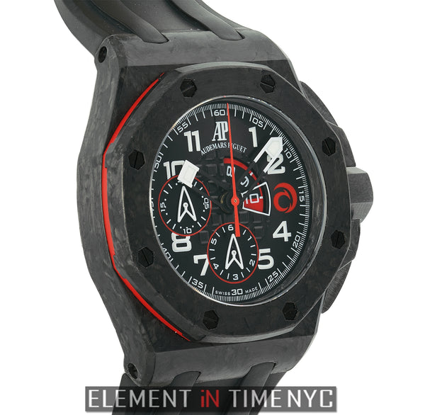 Carbon Chronograph Team Alinghi Special Edition