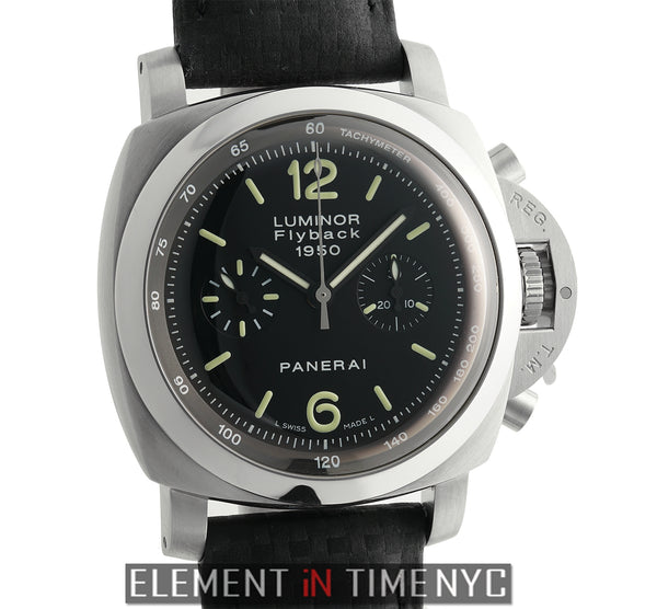Luminor 1950 Flyback Chronograph Steel 44mm H Series 2005