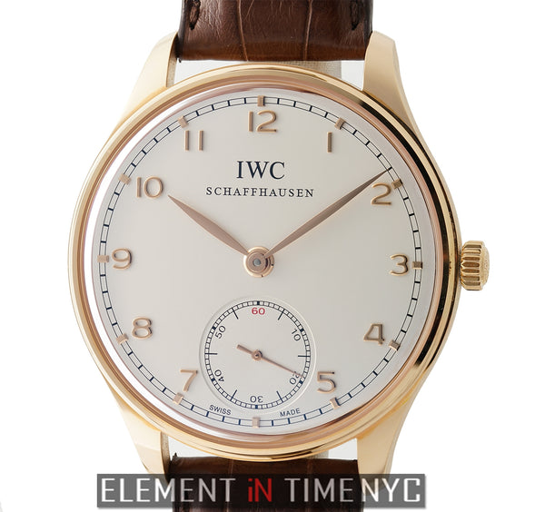 Hand Wound 18k Rose Gold 44mm Boutique Edition 2012