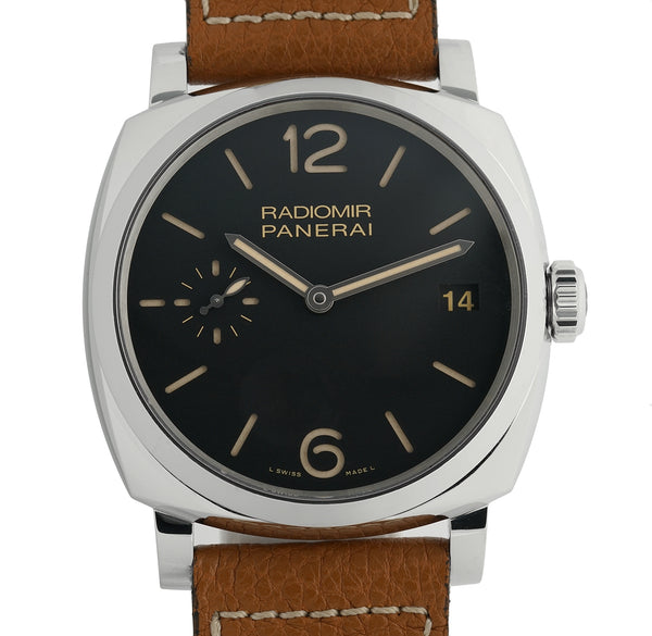 Radiomir 1940 3 Days 47mm Stainless Steel P Series