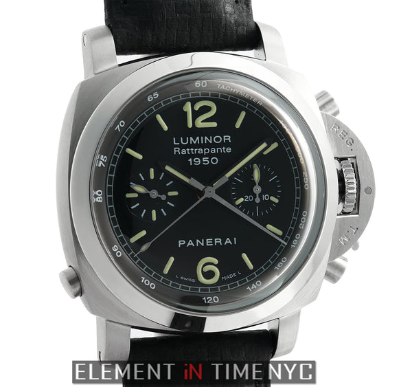 Luminor 1950 Chronograph Rattrapante Steel 44mm K Series