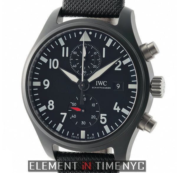 Top Gun Ceramic Chronograph 44mm