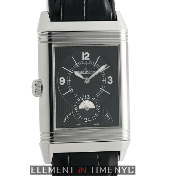 Grande Reverso Duo 30mm Stainless Steel
