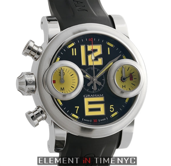 Swordfish Chronograph Yellow Left-Handed 46mm