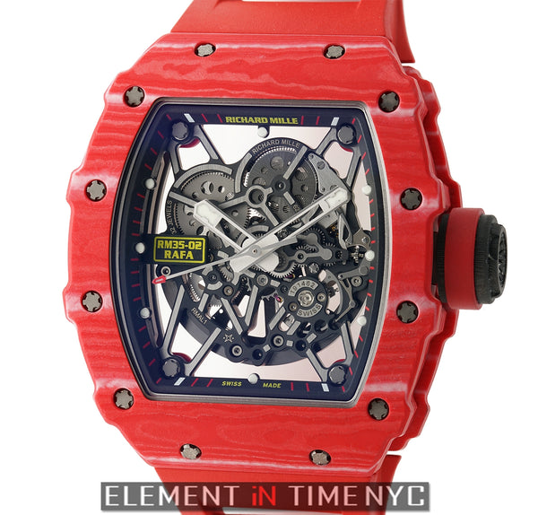RM35-02 Rafael Nadal Automatic Movement NTPT Case