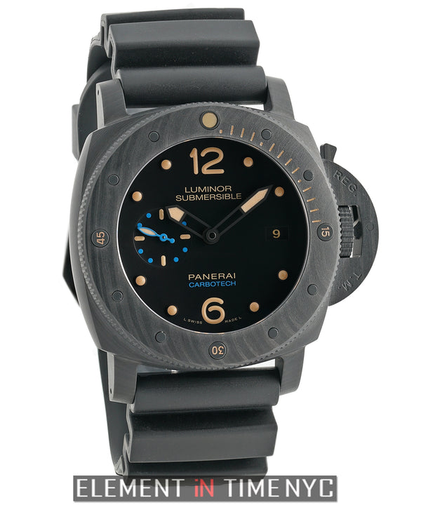 Luminor Submersible 1950 Carbotech 3 Days 47mm