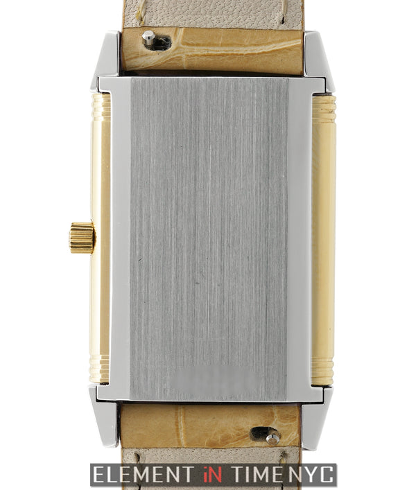 Classique Midsize 23mm Stainless Steel & 18k Yellow Gold Quartz