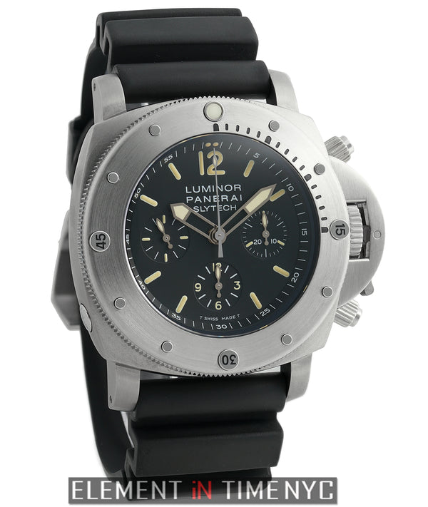 Luminor Submersible 1950 Slytech Chronograph 1000m H Series