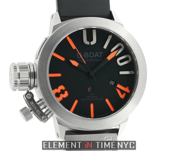Classico U-1001 Left-Handed Stainless Steel 47mm LTD ED