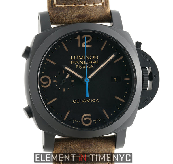 Luminor 1950 3 Days Chrono Flyback Automatic Ceramic 44mm