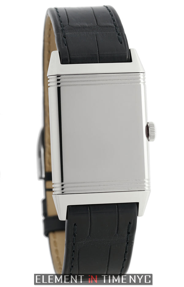 Grande Reverso Ultra Thin 1931 18k White Gold 28mm Silver Dial