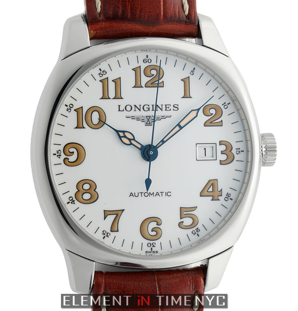 Spirit Automatic Stainless Steel 41mm White Dial