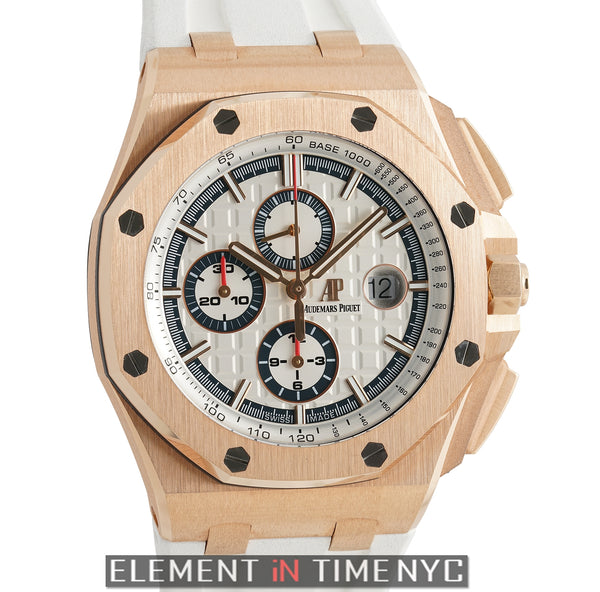 Chronograph Summer Edition 18k Rose Gold LTD ED XXX/500 2017