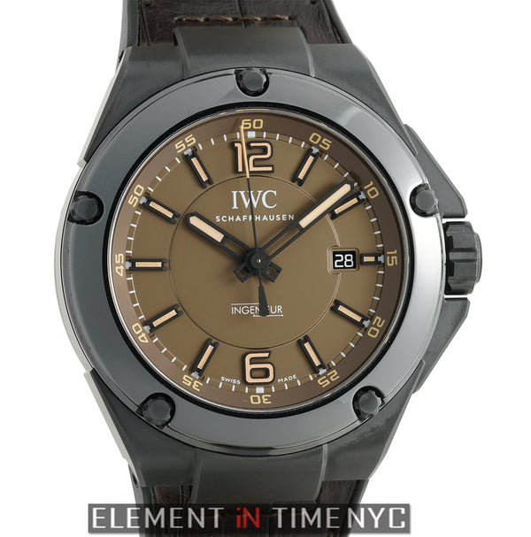 Ingenieur AMG Black Ceramic 46mm Brown Dial Circa 2015