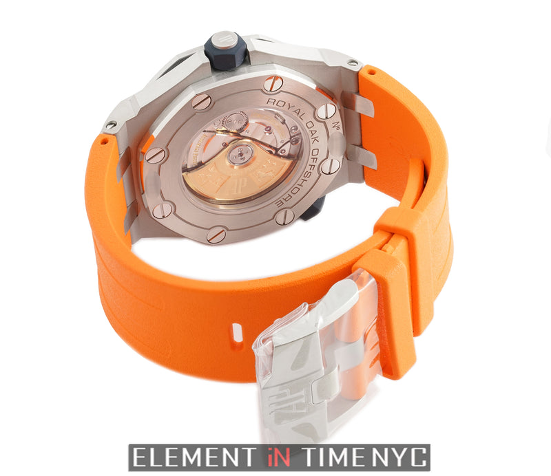 Diver Orange Stainless Steel 42mm