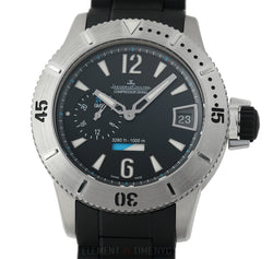 Diving GMT On Articulated Rubber 44mm Titanium XXXX/1500