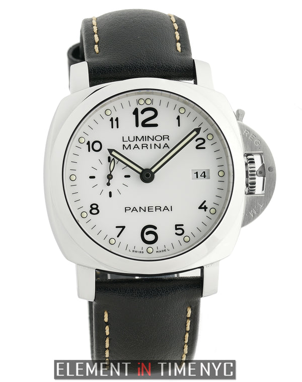 Luminor Marina 1950 3 Days Steel 44mm White Dial R Series
