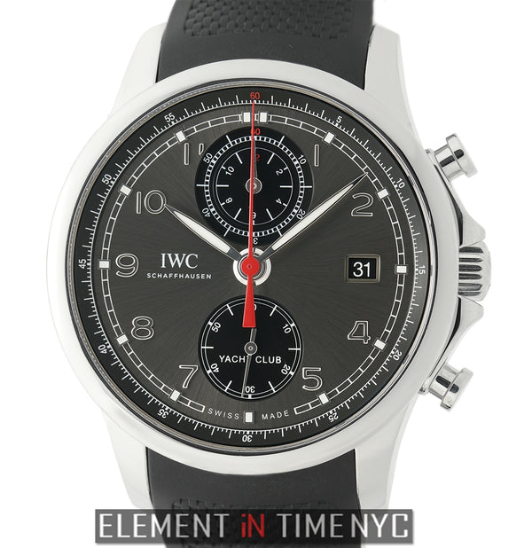 Chronograph Steel 44mm Ardoise Grey Dial