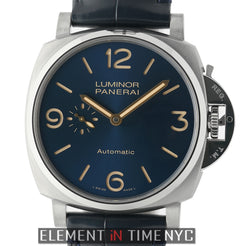 Luminor Due 3 Days Titanium 45mm Blue Sandwich Dial XXX/500