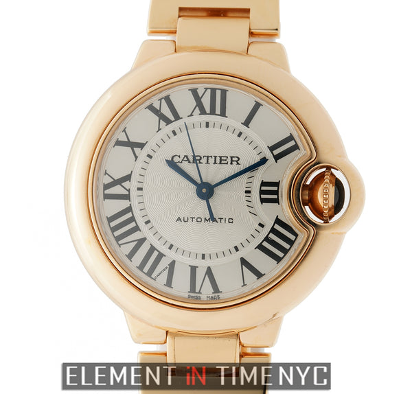 18k Rose Gold 33mm Automatic