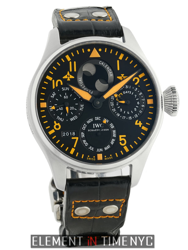 Big Pilot Steel 46mm Perpetual Calendar LTD ED XXX/250
