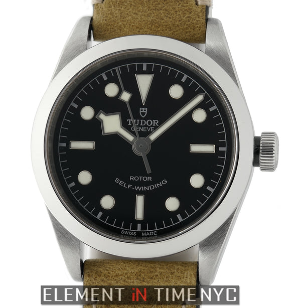 Black Bay 36 Steel Black Dial Automatic 2017