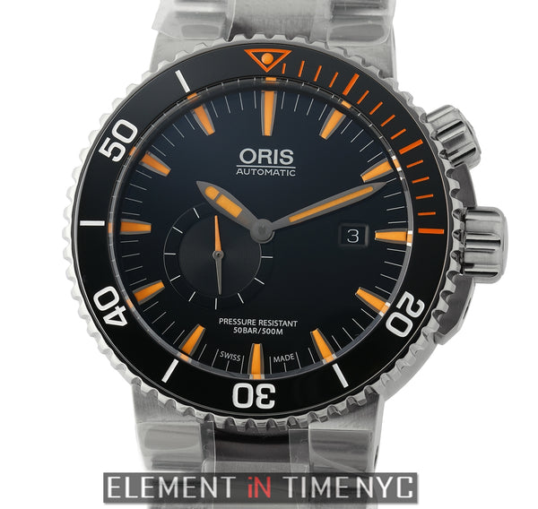 Carlos Coste MK IV Steel 46mm Black Dial Limited Edition