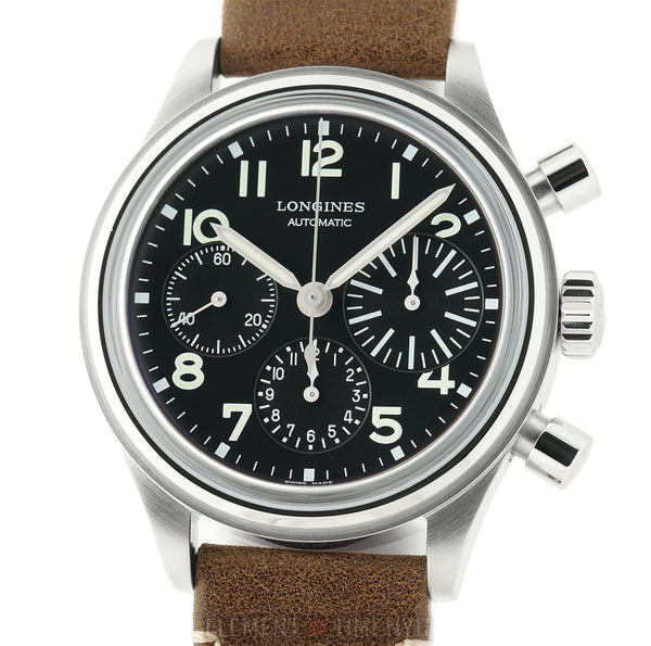 BigEye Chronograph Stainless Steel 41mm