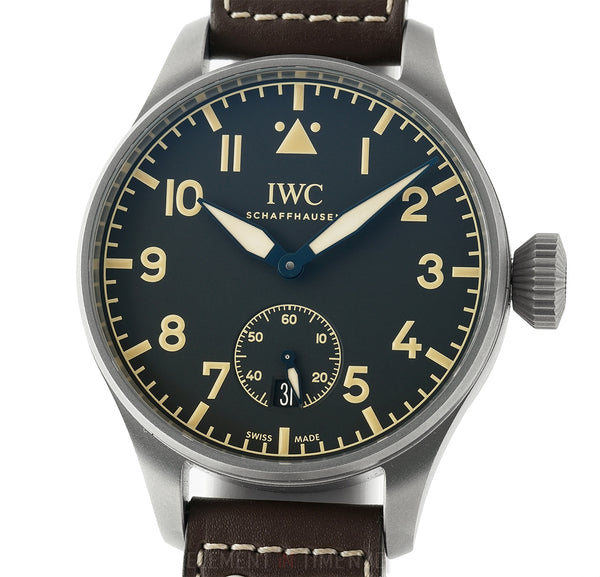 Big Pilot Heritage Titanium 8 Day 48mm Limited XXXX/1000