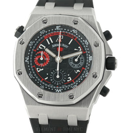 Alinghi Polaris Chronograph Stainless Steel Limited