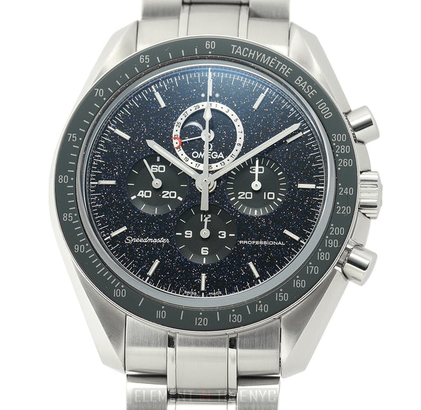 Moonwatch Professional Moonphase Chronograph Aventurine Dial