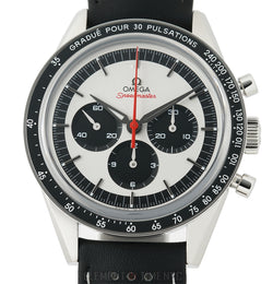 Moonwatch Chronograph Pulsometer CK2998 Black 40mm Error Dial