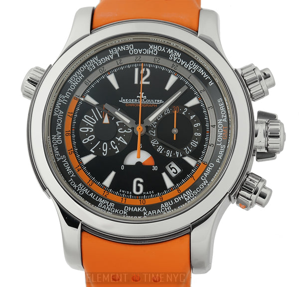 Extreme World Chrono Orange Crush Paris Limited Edition 50 Pieces