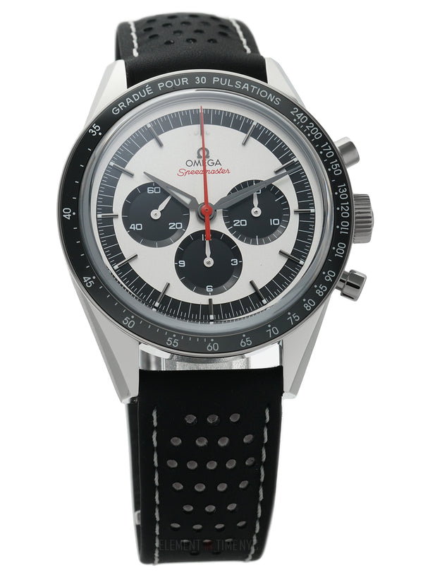 Moonwatch Chronograph Pulsometer CK2998 Black 40mm